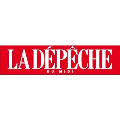 logo de presse la depeche