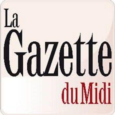 logo de presse la gazette du midi
