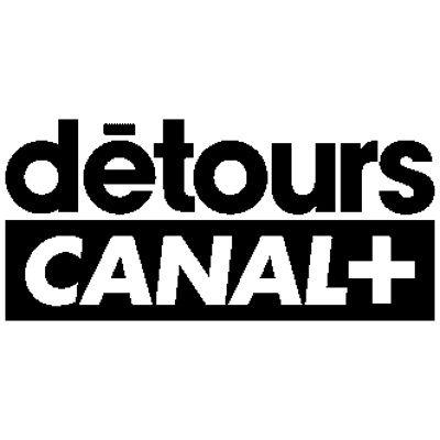 logo de presse detours canal plus